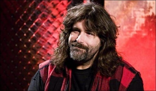 Mick Foley, 10TH most richest wrestler