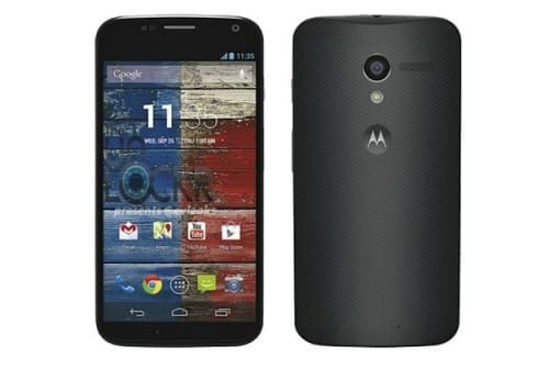 Top 10 Best Smartphones To Buy In 2013, Motorola Moto X