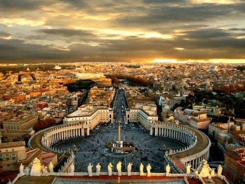 Rome (Italy), most beautiful cities