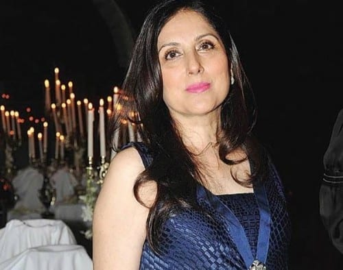 Top 10 Best Pakistani Actresses In 2019, Savera Nadeem, Samina Peerzada