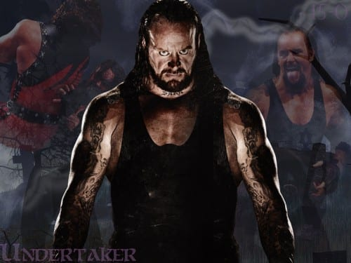 The Undertaker, most richest wrestler