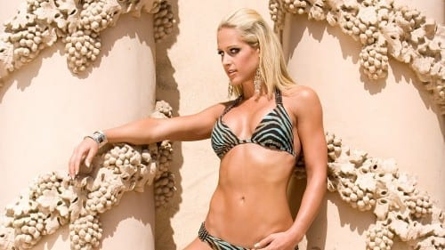 Top 10 Hottest Female wrestlers 2019, Michelle McCool