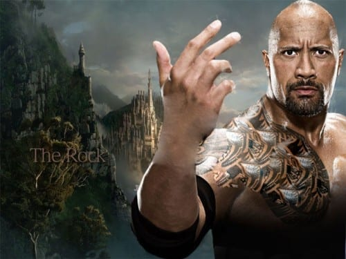 Top 10 World's Most Richest Wrestlers 2013, The Rock