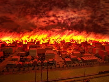 Worst Wildfires In The History