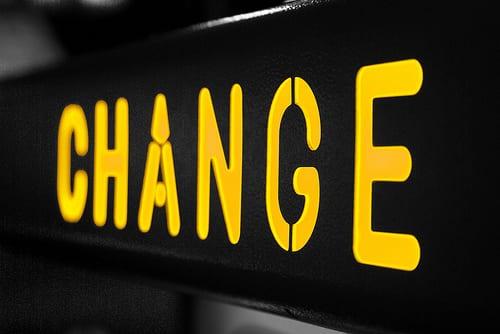 5. Change