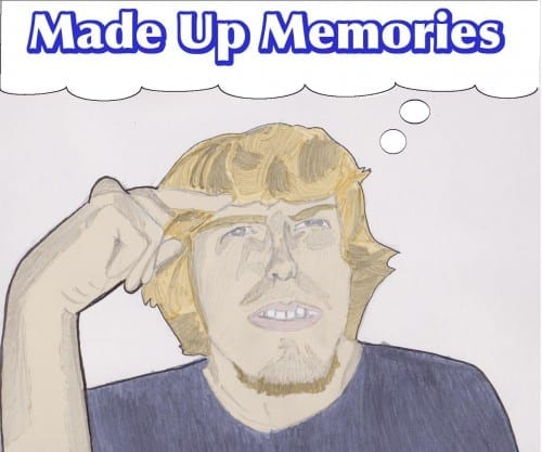 10 Ways How Magic Tricks Your Brain, 8. Made Up Memories