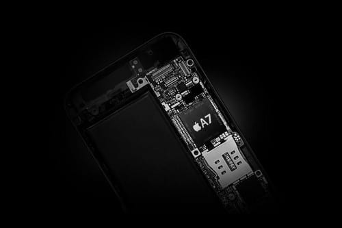 A7 Microprocessor Chip , differences iphone 5 vs iphone 5S