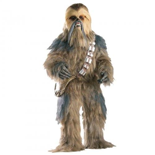 Chewbacca Halloween costume