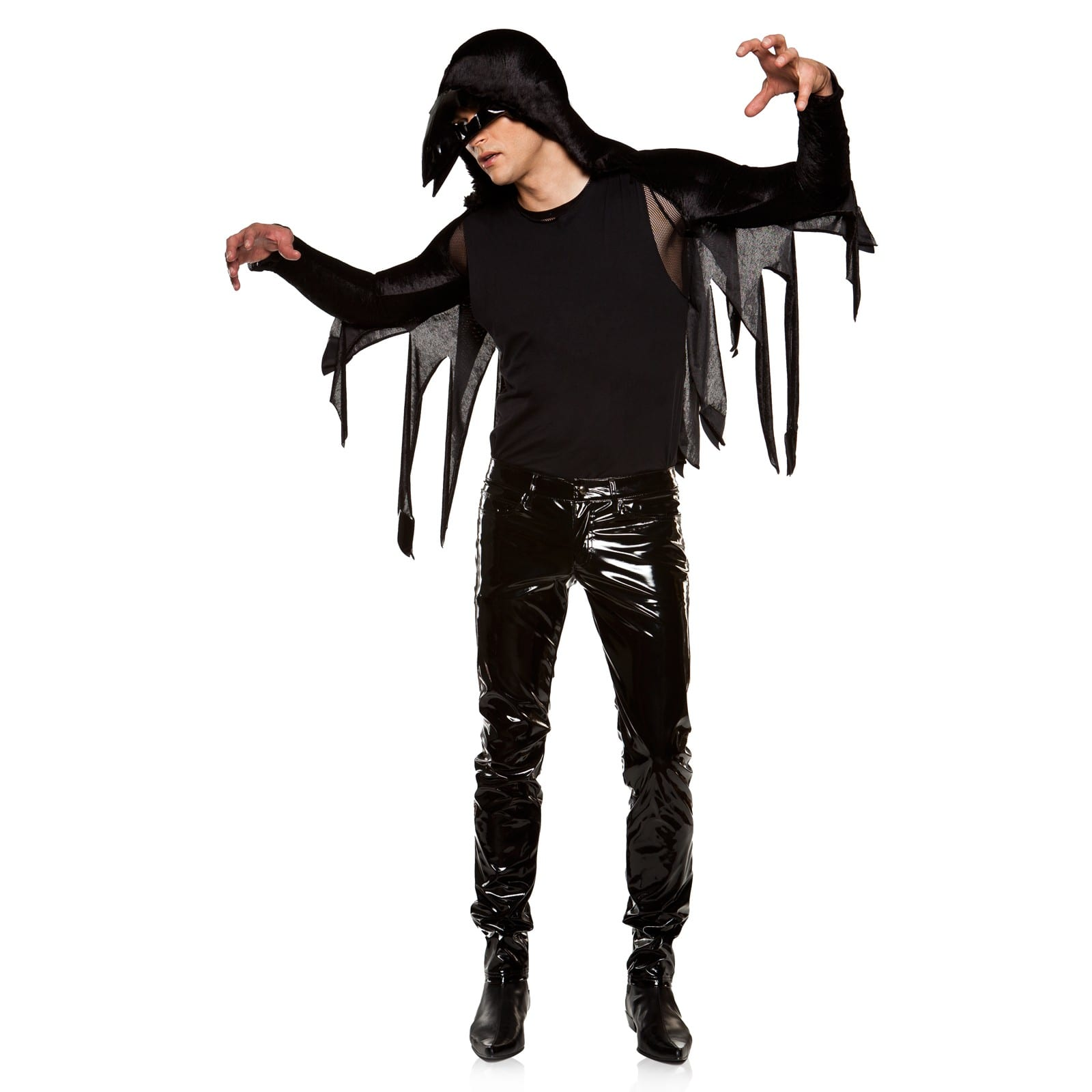 Creepy Winged Raven Halloween costume 2018  sc 1 st  List Top 10 & 10 Most Innovative u0026 Best Halloween Costume Ideas