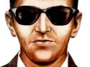 D.B Cooper , unsolved mystery of the world