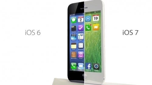 Differences Between iPhone 5 And New iPhone 5S IOS7