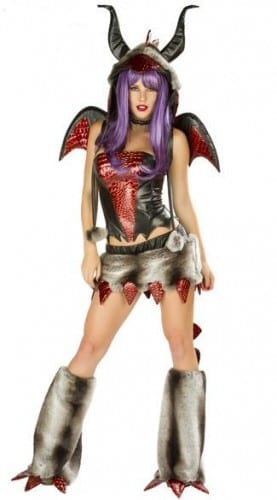 Halloween Costume Ideas 2020, devil