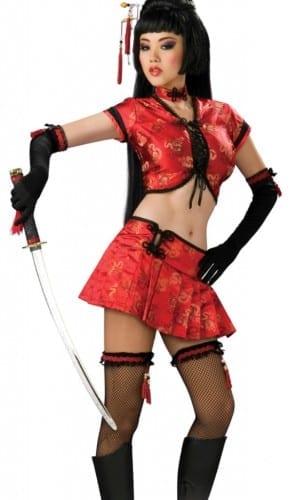 Halloween Costume Ideas 2020, ninja costume