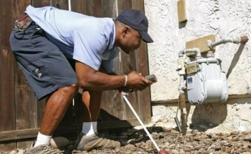 Top 10 Worst Jobs In The World, Meter Readers