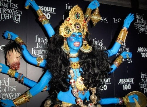 10 Best Halloween Costume Ideas 2013, Shiva Costume