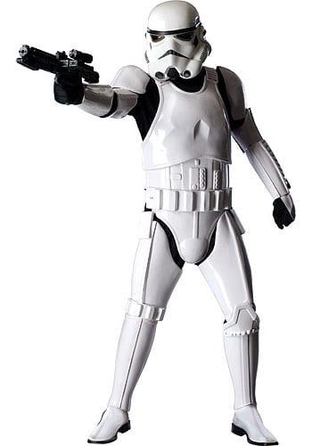Storm Trooper halloween costume 2020
