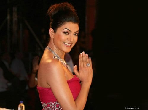 Top 10 Most Beautiful Miss Universe Winners Ever, 10th Sushmita Sen