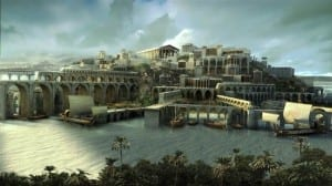 The Lost City of Atlantis, unsolved mystery of the world