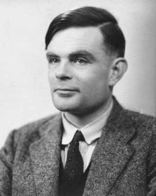 Alan Turing - greatest matematicians