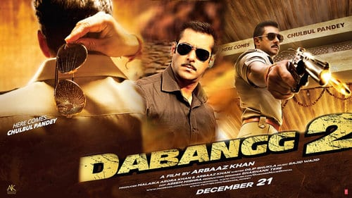 Top 10 Highest Grossing Bollywood Movies , 5th Dabangg 2