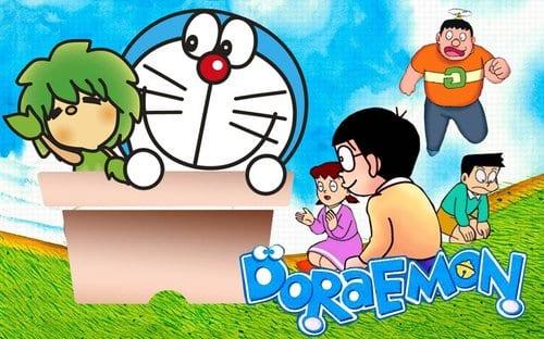 Most Popular Best Cartoons, Doraemon