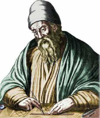 Euclid - greatest matematicians
