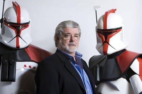 Top 10 Most Charitable Celebrities, George Lucas