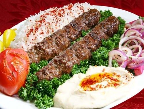 10 Most Delicious Eid-ul-Adha Dishes, Lebanese kebab