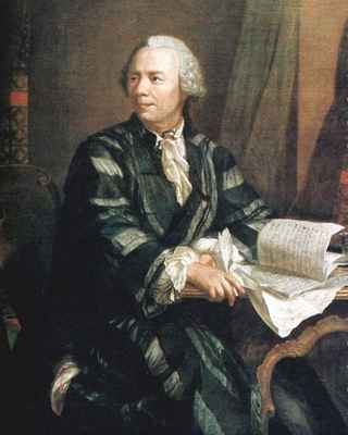 Leonhard Euler is the world's greatest matematician