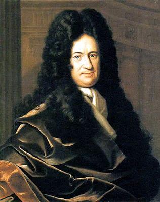 Wilhelm Leibniz 1646-1716
