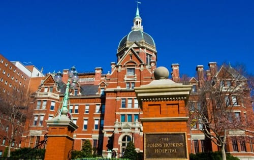 Best Cancer treatment hospitals - Johns Hopkins Hospital