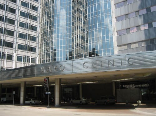 Best Cancer treatment hospitals - Mayo Clinic
