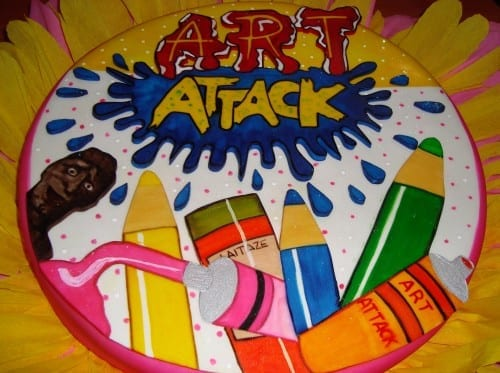 Best Christmas Gifts For Teens - Art Attack Jar