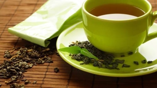 Best Home Remedies For Acne And Pimples - Green tea