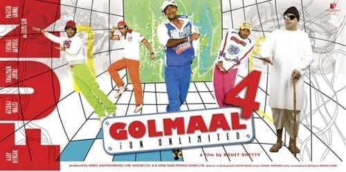 Best Upcoming Bollywood Movies 2014 - Golmal 4