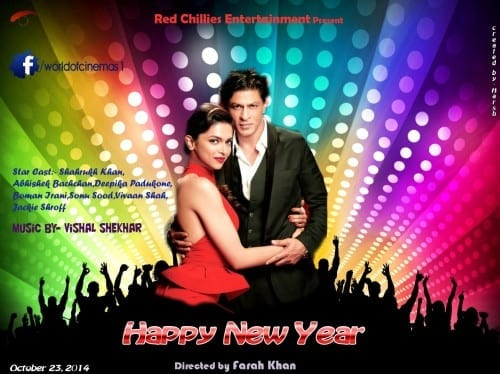 Best Upcoming Bollywood Movies 2014  - Happy New Year