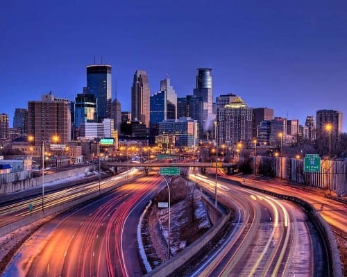 Cleanest Cities In The World - 4. Minneapolis, USA