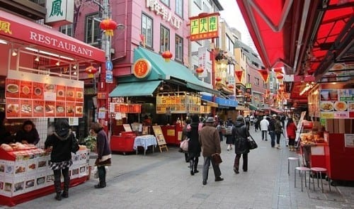 Cleanest Cities In The World - 5. Kobe, Japan