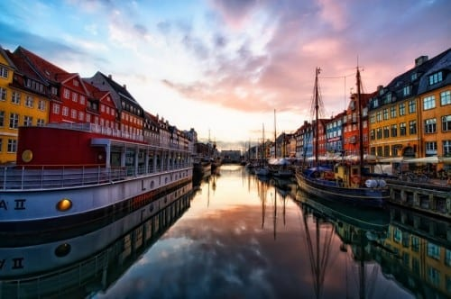 Cleanest Cities In The World - 6. Copenhagen, Denmark