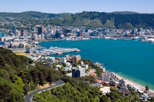 Cleanest Cities In The World - 7. Wellington, New Zealand