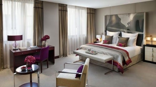 Most Expensive Hotels In Paris - 2. Mandarin Oriental, Paris