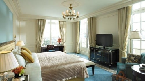 Most Expensive Hotels In Paris  - 4. Shangri-La Hotel Paris