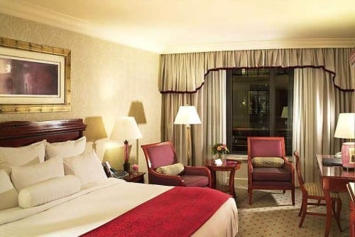 Most Expensive Hotels In Paris l - 7. Paris Marriott Hotel Champs-Elysees