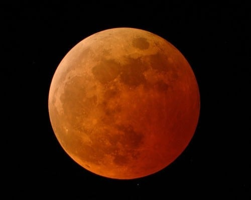 Precautions In Pregnancy Women Should Keep - Away from lunar eclipse