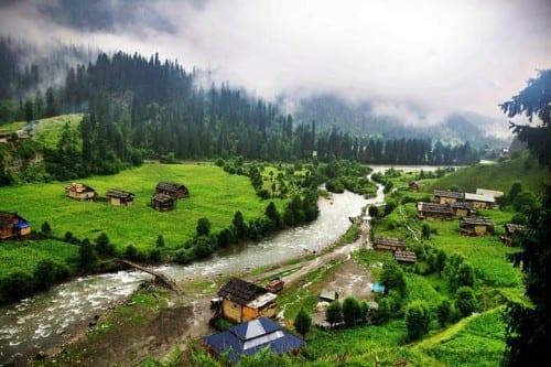 Top 10 Stunning Places - Neelum Valley, Azad Kashmir