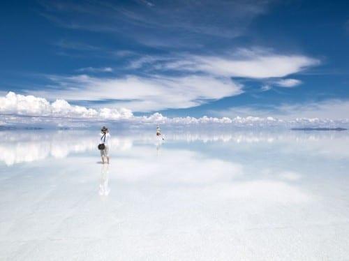Top 10 Stunning Places - Salar de Uyuni, southwest Bolivia