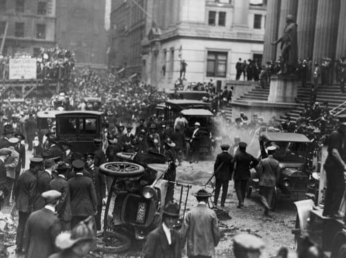 Top 10 Worst Terrorist Attacks -   Bombing Of The Wall Street