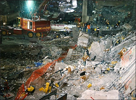 Top 10 Worst Terrorist Attacks - World Trade Centre Bombing Of 1993