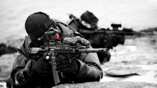 heckler-and-koch-hk416 - Most Dangerous guns