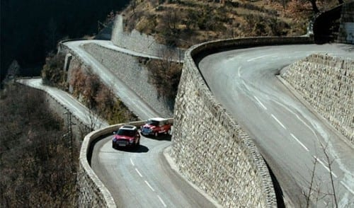 10 Most Beautiful Highways - Col De Turini, France
